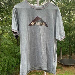 Gray Columbia T-Shirt